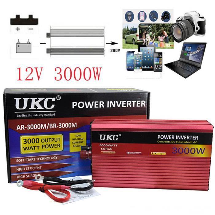 2 Pack 1800 W Power Surge Protector AC tension baisse Réfrigérateur Neuf