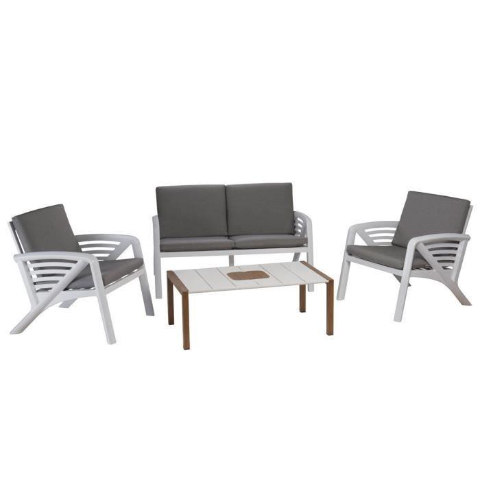 Salon de jardin Lounge Sunday Copenhague design GROSFILLEX ...