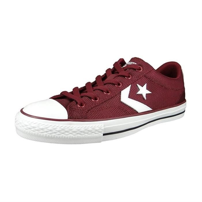 converse star player blanche homme
