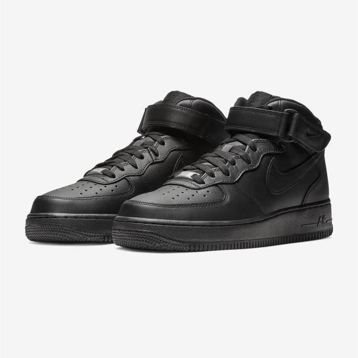 Basket Nike Air Force 1 07 Mid Chaussures Baskets AF1 Airforce One ...