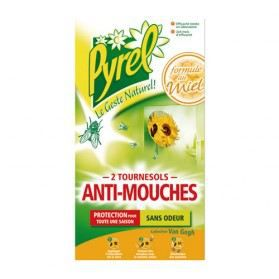 produit insecticide anti mouches tournesols lot de 2. Black Bedroom Furniture Sets. Home Design Ideas