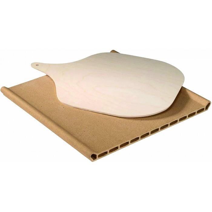 PIERRE À PIZZA PIERRE A PIZZA 360X345X10  pour four SCHOLTES …
