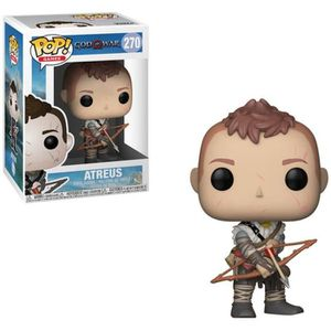 FIGURINE - PERSONNAGE Figurine Funko Pop! God of War: Atreus