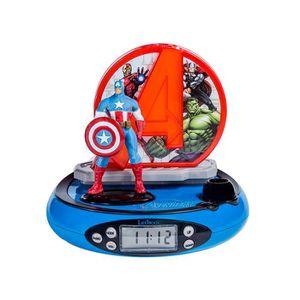 RÉVEIL ENFANT Marvel Avengers Radio Réveil Projecteur600