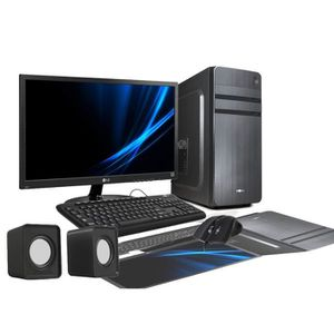 UNITÉ CENTRALE  'Desktop PC Workstation Myka i3 Professional Line
