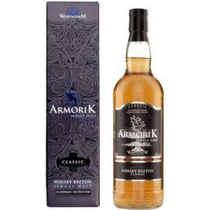 WHISKY BOURBON SCOTCH Armorik - Classic - Single Malt - Whisky de Bretag