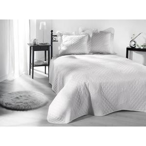 linge de lit 230x250 nocturne blanc achat vente jet e. Black Bedroom Furniture Sets. Home Design Ideas
