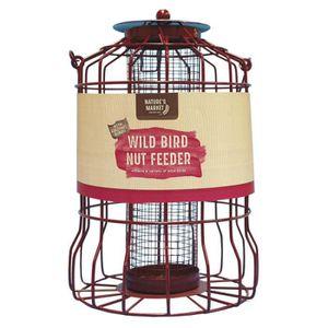 Steel Natures Market 1 x BF018 Deluxe Nut Peanut Feeder