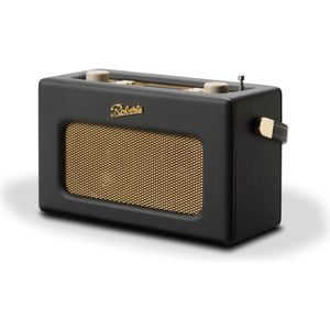 RADIO CD CASSETTE ROBERTS REVIVAL RD 70 BK Radio Numerique portable