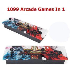 JOYSTICK JEUX VIDÉO Pandora's Box 6 110V-240V 1099 En 1 Jeux Vidéo Con