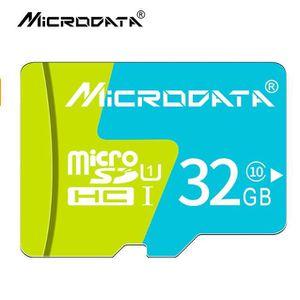 CARTE MÉMOIRE Carte Micro SD 32 GO Classe 10