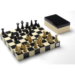 JEU SOCIÉTÉ - PLATEAU CAYRO - Jeu d'échecs Deluxe - Bois - 2630/A