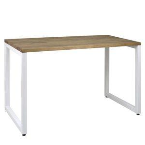 SECRÉTAIRE Table de bureau Icub BigWood Style industriel vint