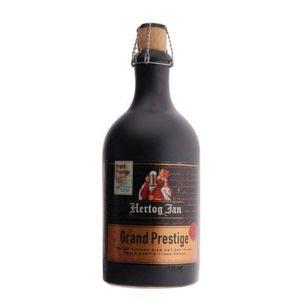 BIÈRE Hertog - Bière Ambrée - 50 cl