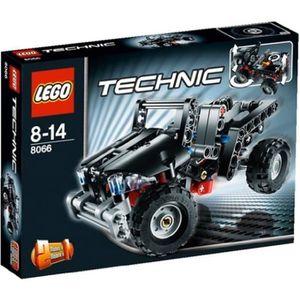 ASSEMBLAGE CONSTRUCTION Jeu D'Assemblage LEGO MJOJZ technique 8066: tout-t