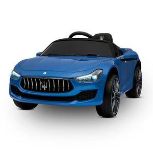 VOITURE ELECTRIQUE ENFANT Maserati Ghibli Voiture Electrique pour Enfant Ble