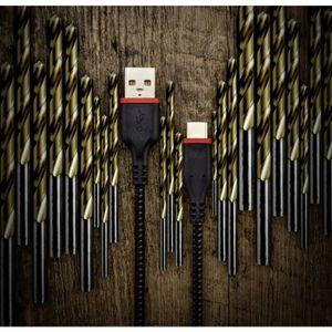 CÂBLE INFORMATIQUE Renkforce USB 2.0 Câble de raccordement [1x USB 2.