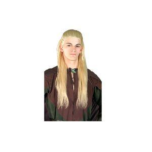 CHAPEAU - PERRUQUE Perruque Legolas (Le Seigneur Des Anneaux)