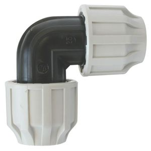 MANCHON - RACCORD - COUDE SOMATHERM Raccord plastique PER - Coude égal PER -