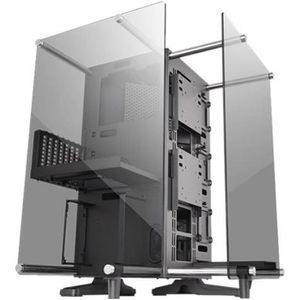 BOITIER PC  THERMALTAKE Boitier PC ouvert (verre trempé) Core