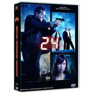 DVD FILM 24 heures chrono (24, Importé d'Espagne, langues s