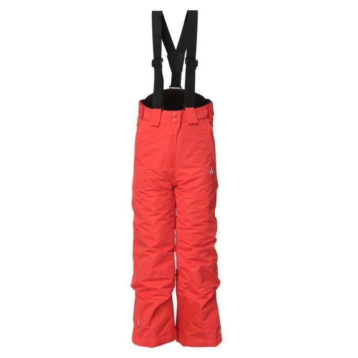 PANTALON DE SKI - SNOW WANABEE Pantalon de ski SAMBUY 100 MOD PAN - Enfan