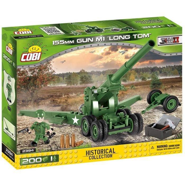 Jeux de construction COBI 2394 Jouet de Construction Vert 52727