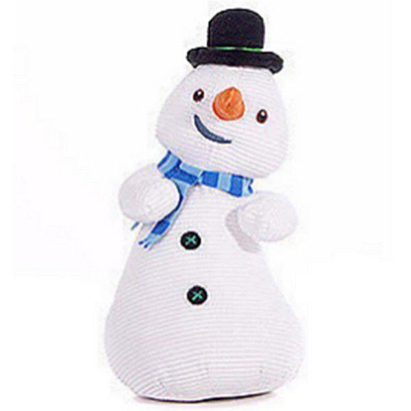 peluche docteur la peluche chilly bonhomme neige