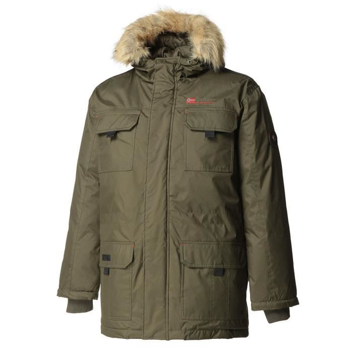 GEOGRAPHICAL NORWAY Parka Arsenal 068 - Homme - Kaki