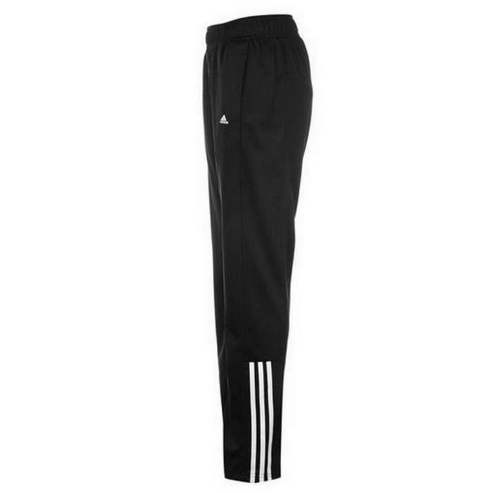 Bas de Jogging Adidas Noir 3 Bandes Femme
