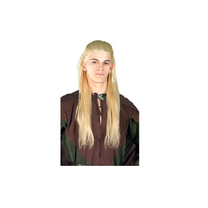 Perruque Legolas (Le Seigneur Des Anneaux)