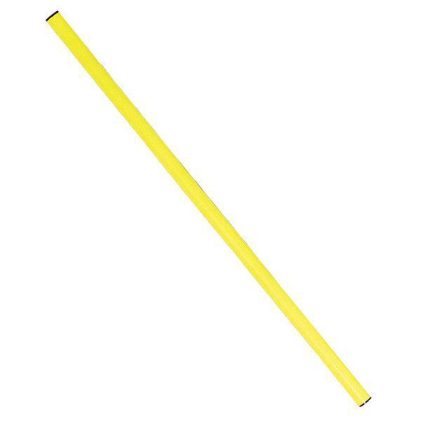 Bâton de gymnastique jaune 1 m