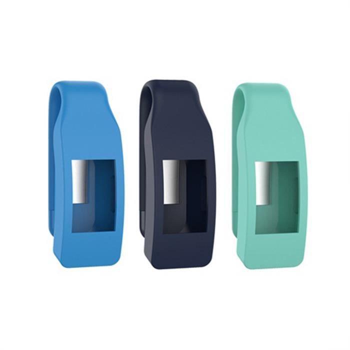 BRACELET MONTRE CONNEC. 3PC Petit remplacement Bracelet bracelet en silico