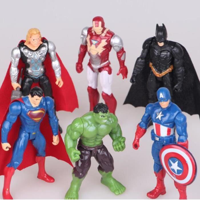 PIXEL EVOLUTION Body B/éb/é 3D 4 Super Heros en R/éalit/é Augment/ée B/éb/é