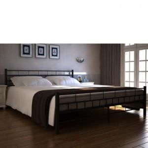 lit adulte moderne. Black Bedroom Furniture Sets. Home Design Ideas