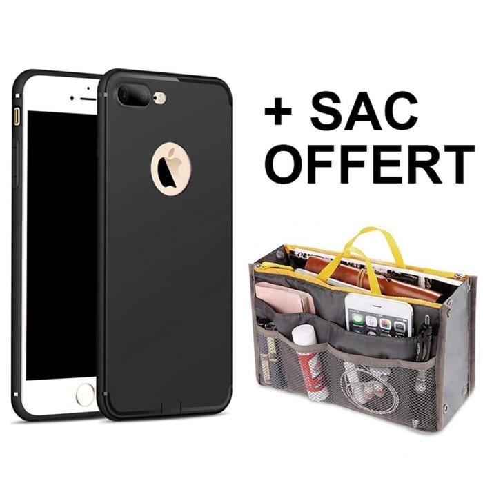 coque silicone antichoc iphone 7