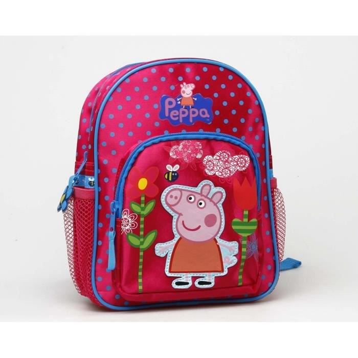 cute school bags  sac ecole peppa pig