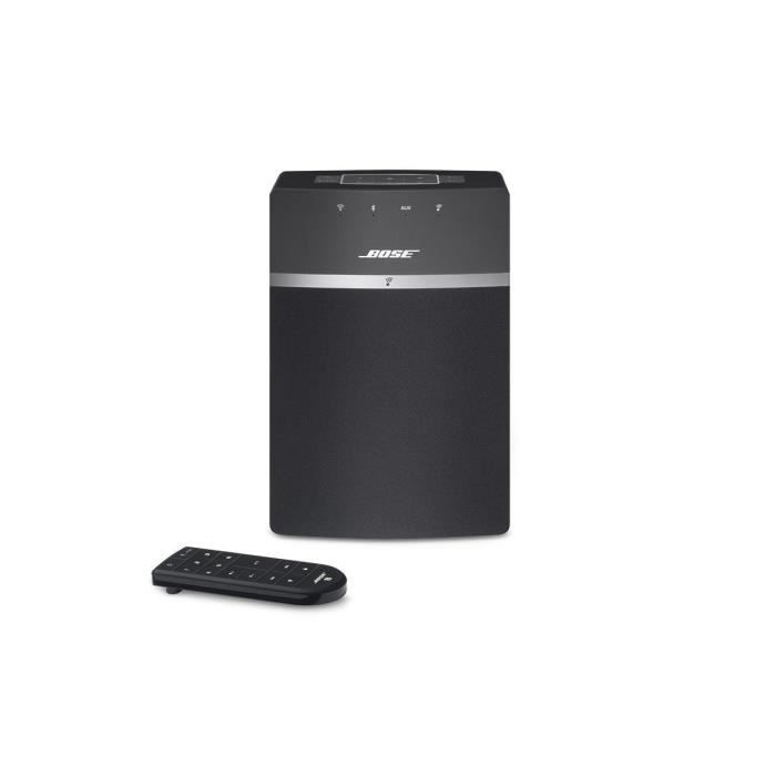 Bose syst me audio sans fil soundtouch 10 noir enceintes bluetooth a - Systeme audio bluetooth ...