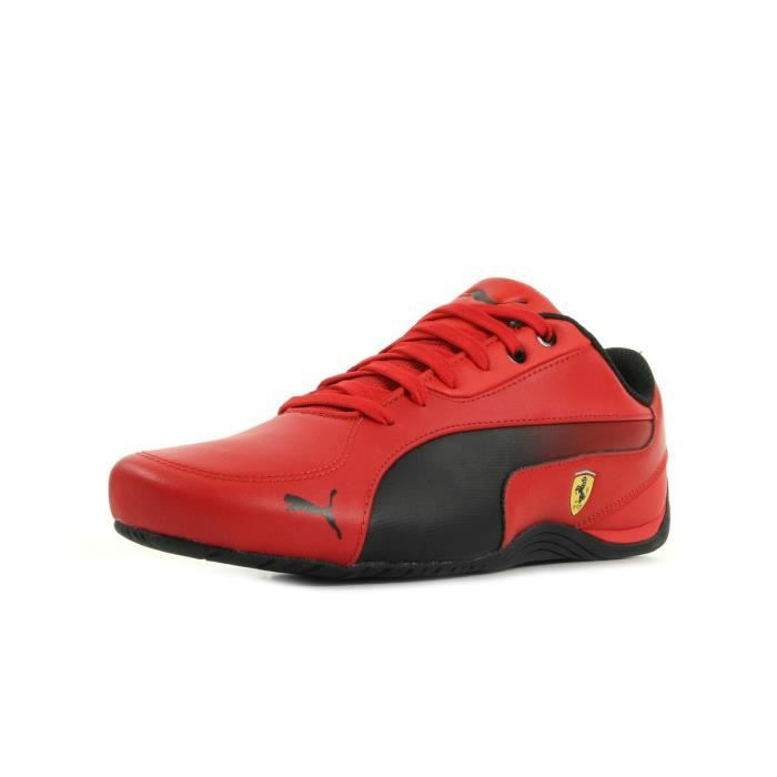 best loved 4e397 bca30 BASKET Baskets Puma Drift Cat 5 SF Rouge