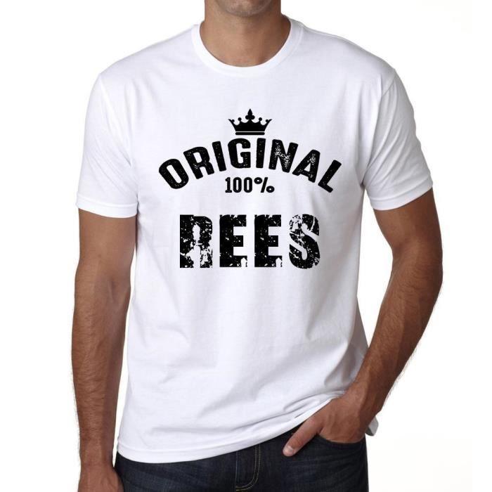 T-SHIRT rees Tshirt, Homme Tshirt, Tshirt avec motif