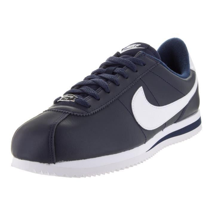d'homme Basic cuir 1TN3BA sport NIKE en Cortez Chaussures RL5Aj43q
