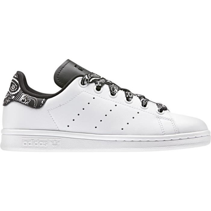 ADIDAS STAN SMITH J CG6562 AGE ADOLESCENT, COULEUR BLANC, GENRE MIXTE, TAILLE 40