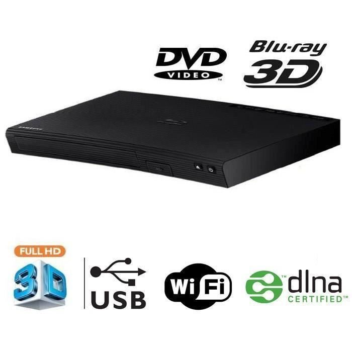 destockage samsung bd j5900 lecteur blu ray dvd 3d wifi lecteur blu ray au meilleur prix. Black Bedroom Furniture Sets. Home Design Ideas