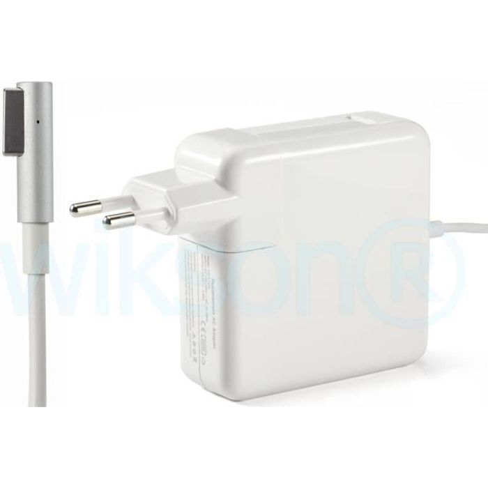 chargeur pour apple macbook pro a1343 magsafe prix pas. Black Bedroom Furniture Sets. Home Design Ideas