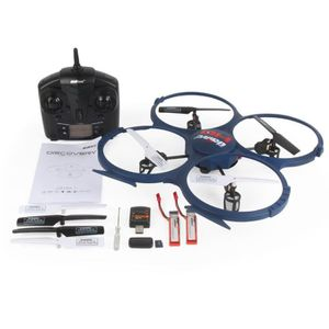 DRONE UDI U818A-1 2.4GHz 4 CH 6 Axe Gyro Headless RC Qua
