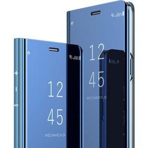 COQUE - BUMPER Coque Huawei P Smart 2019,Clear View Etui à Rabat