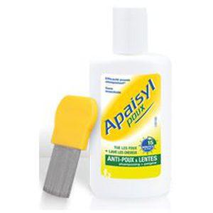 ANTI-POUX Apaisyl Poux Anti Poux & Lentes 200 ml