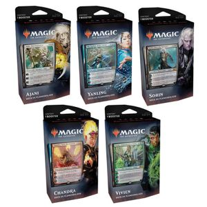 CARTE A COLLECTIONNER Magic The Gathering - Core Set 2020 - 1 Planeswalk