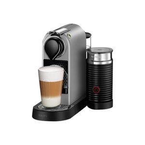 MACHINE À CAFÉ Krups Nespresso CitiZ & Milk XN 760B Machine à caf