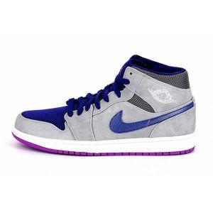 BASKET MULTISPORT Basket Nike Air Jordan 1 Mid - R...